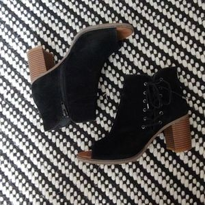 Maurices 7.5 booties